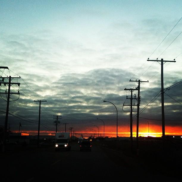 sunrise #yestergram