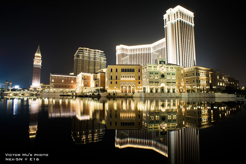 威尼斯人 Venetian Macau resort hotel