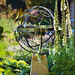 Small photo of Stainless steel armillary sundial