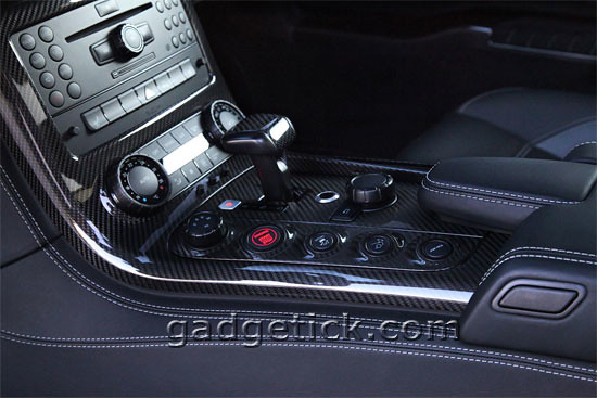 Kicherer SLS Supercharged GT - тюнингованый спорткар