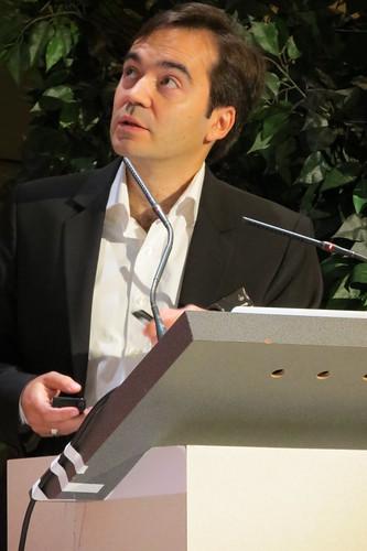 Nicolas Ramoz, Brain Forum, oct 2012