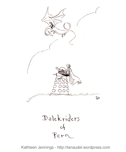Dalekriders of Pern