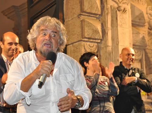 Grillo dopo Gela è l'ora di Catania: