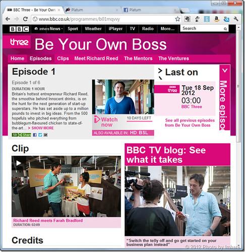 당신의 보스가 되라_BBC