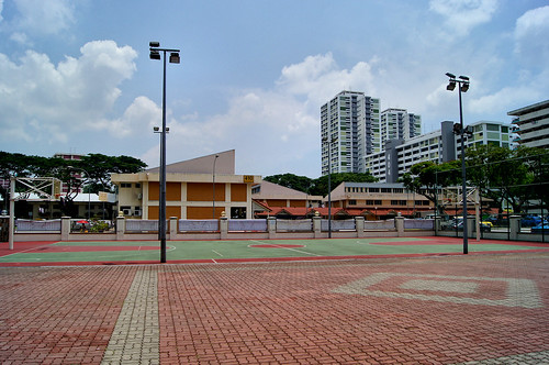 Teck Ghee Neighborhood from Community Club