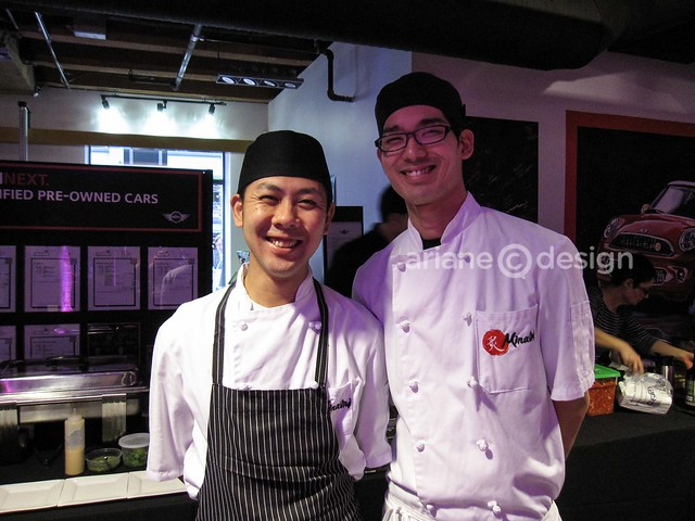 Minami chefs