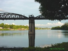 The Bridge over the River Kwai, Kanchanaburi, Thailand - 2952
