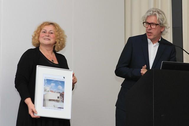 Uitreiking Architectuurprijs Leuven 2012
