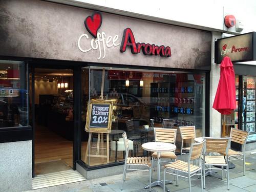 Love Coffee Aroma