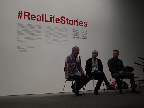 Real Life Stories: Curators' introduction by Bjørn Inge Follevaag and Feng Boyi