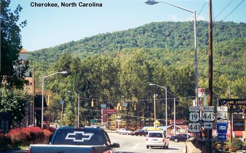 Cherokee NC
