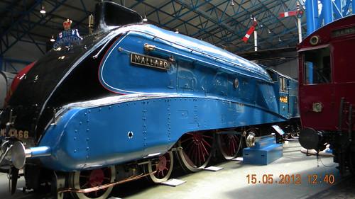 LNER 4-6-2 A4 Mallard