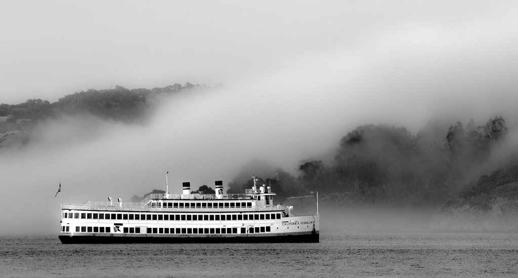 California Hornblower and Fog