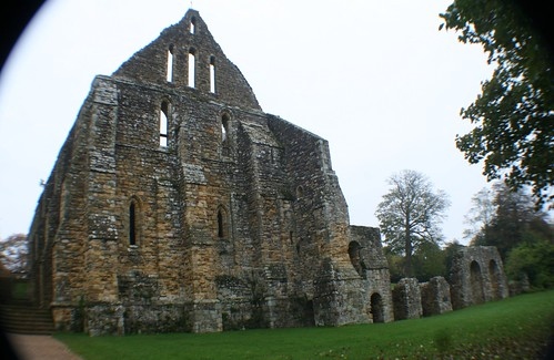 South end of East Range at Battle Abbey, England
