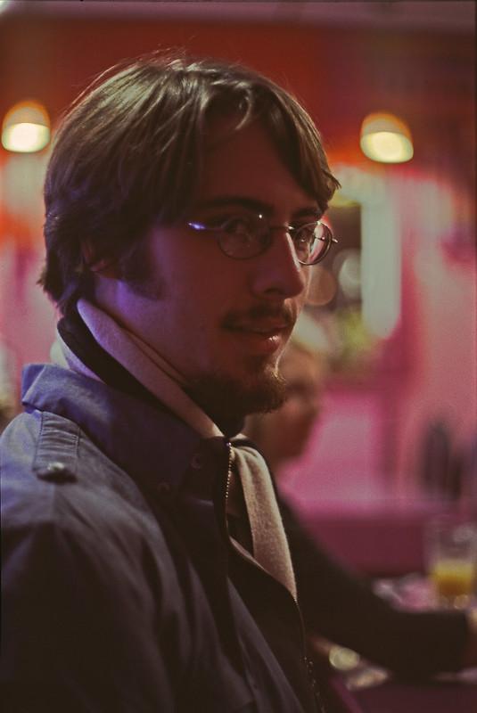 Bedrock Benjamin (in Kodachrome 64)