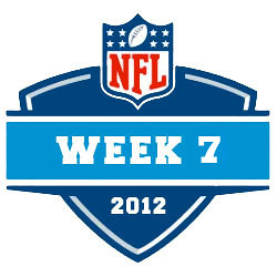 2012-13 NFL Week 7 Logo