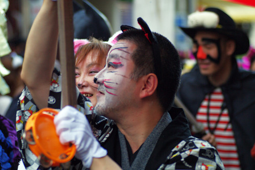 Kagurazaka Cat Halloween 2012-22