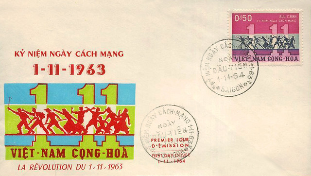 1964 FIRST DAY COVER