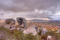 Blue Rock / Magnolia Boulders / Kegger Flats in Santee, California