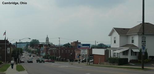 Cambridge OH