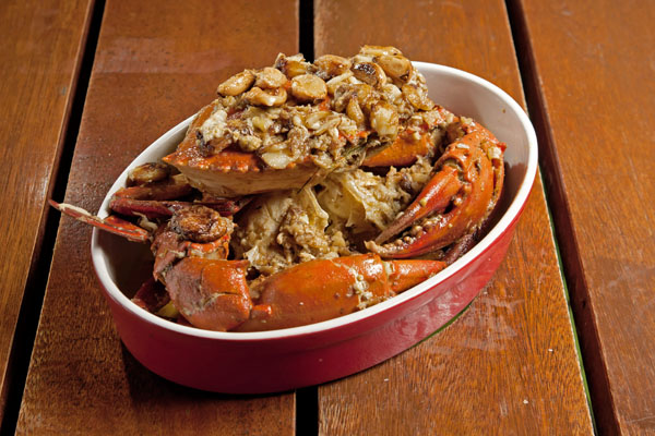 Clawdaddy's Butter and Roasted Garlic Crab at SM Lanang Premier Davao
