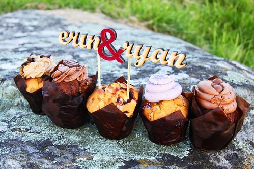 (Ireland)  Celebratory Muffins