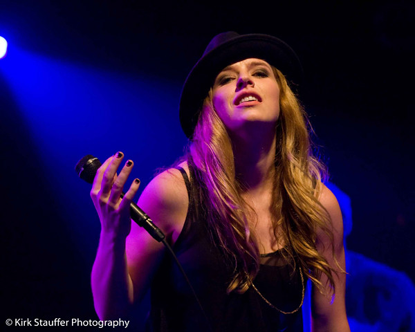 ZZ Ward @ Crocodile Cafe