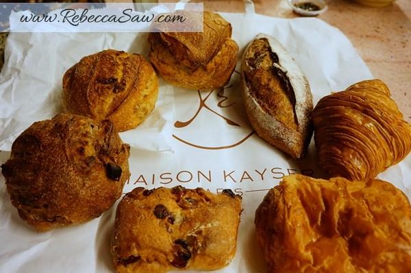 Maison Kayser Bakery - Singapore