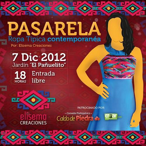 Pasarela @ Oaxaca 12.2012
