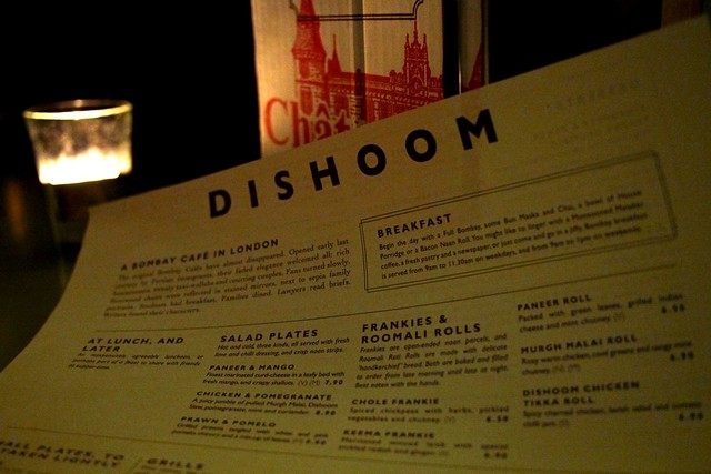 Dishoom Shoreditch