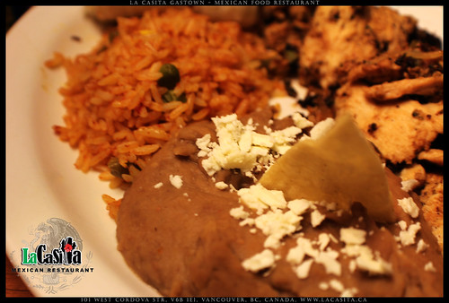 beans rice and fajita gastown vancouver bc