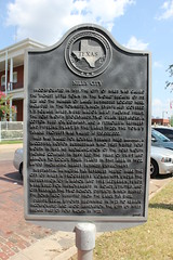 Photo of Black plaque number 16423