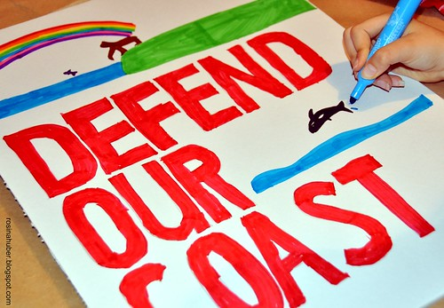 Defend our coast