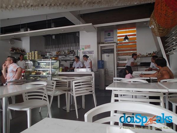 Candy Cafe, Limketkai