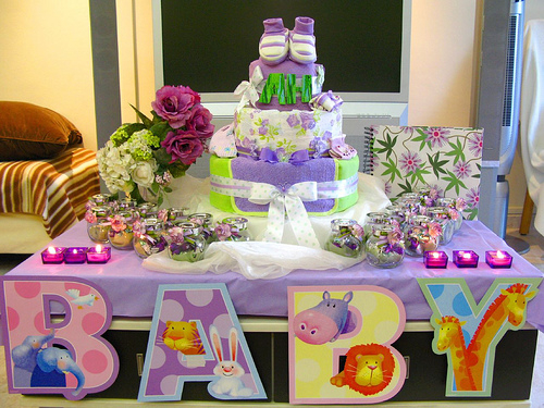 Decoraci N Y Dise O De Un Baby Shower Blogicasa Blogicasa