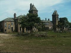 Former High Royds Psychiatric Hospital - 09/09/12