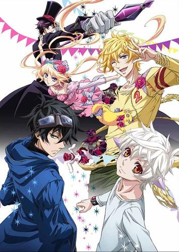 121025(3) – 奇幻冒險漫畫《カーニヴァル (黑色嘉年華 Karneval)》將在2013年春天播出動畫版、製作群&聲優陣容大公開! (2/2)