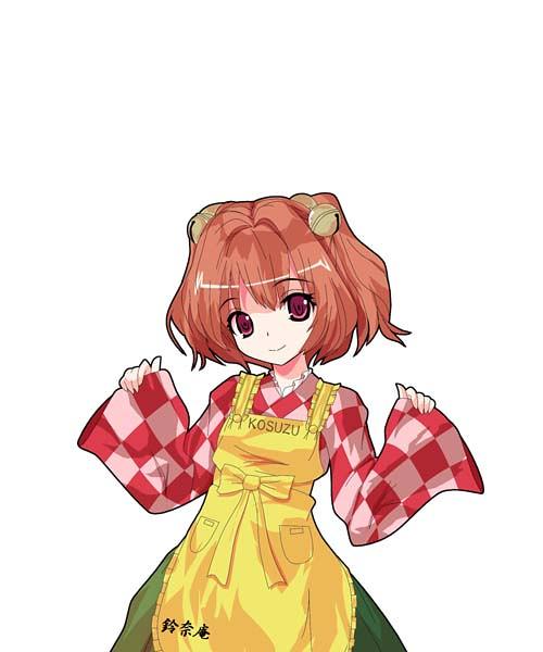 【情報】kaoru繪製「本居小鈴」黃昏風立繪