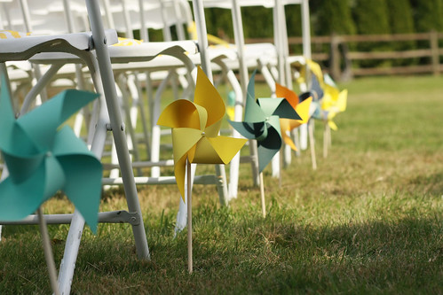 Pinwheels for the isle