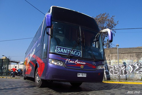 Flota Barrios | Busscar Jum Buss 380 / BHYB71