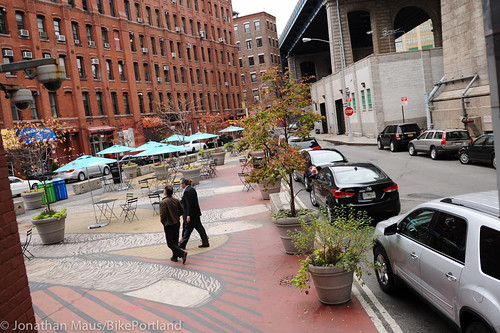 Pearl St. Plaza in Dumbo-2