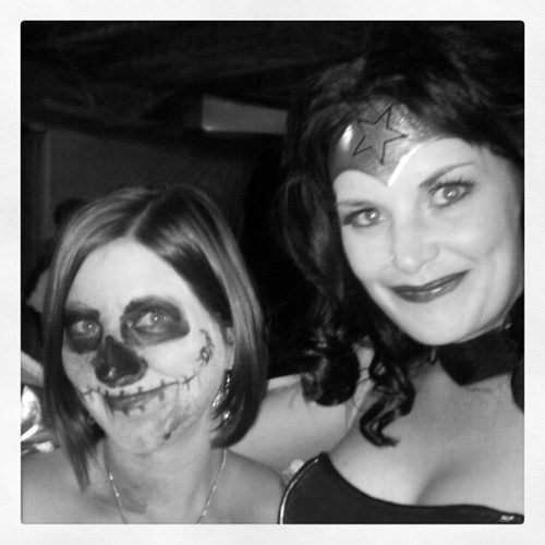 Halloween party fun!
