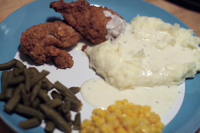 Bootleg Chicken Fried Chicken