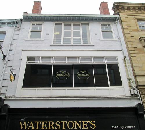 Waterstones, York