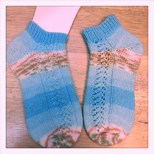 lace socks by Xavacid