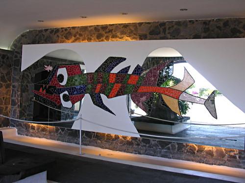 Parque Maritimo, Santa Cruz