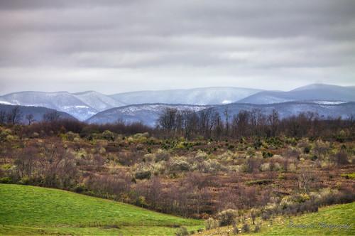 mountain snowy