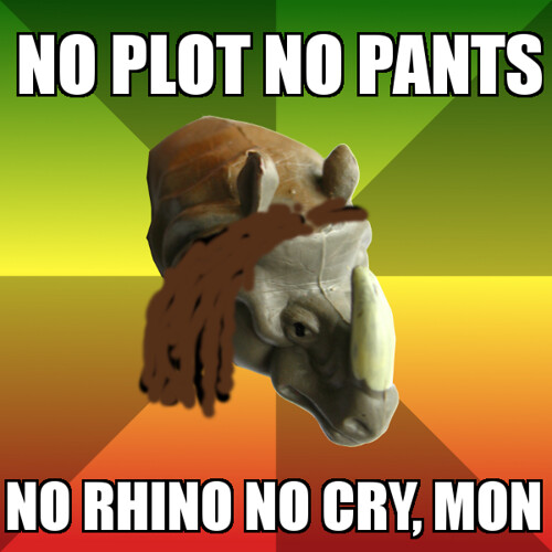 Rhino Rasta