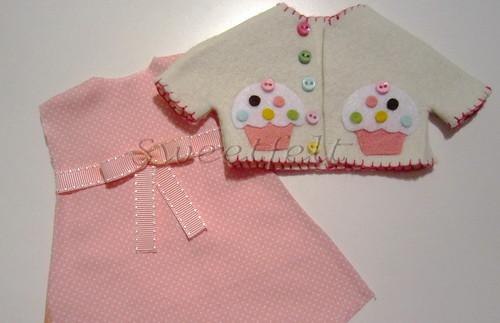 ♥♥♥ E na Sweetfelt também se brinca às bonecas... by sweetfelt \ ideias em feltro