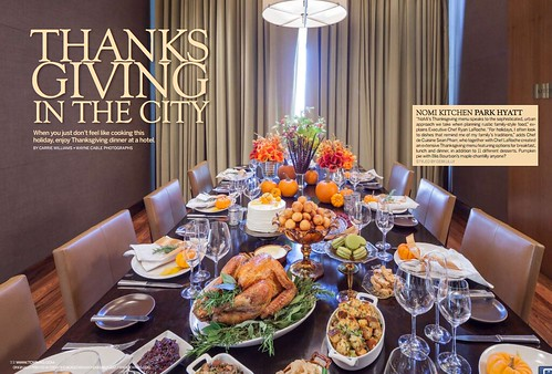 A Styled Thanksgiving